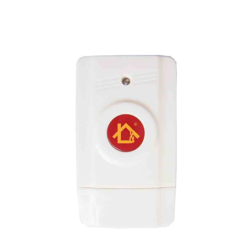 Wireless- Panic Button, Without Battery For Emergency Gsm, Alarm System