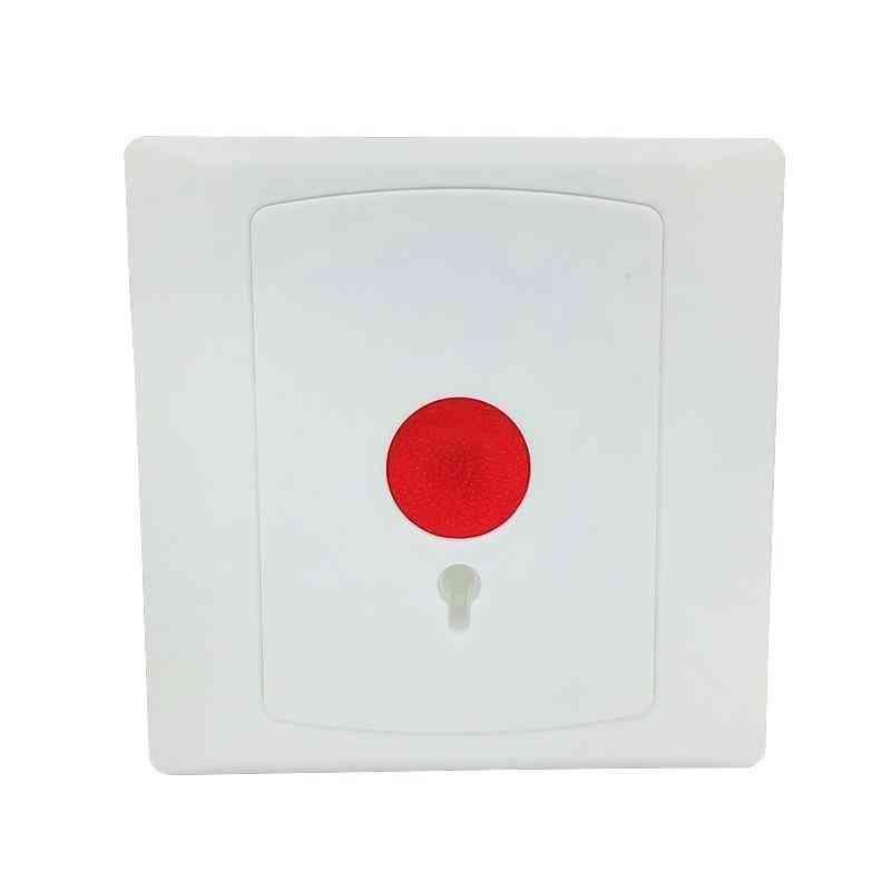 Auto Reset, Panic Button For Alarm System, Fire Retardant Switch