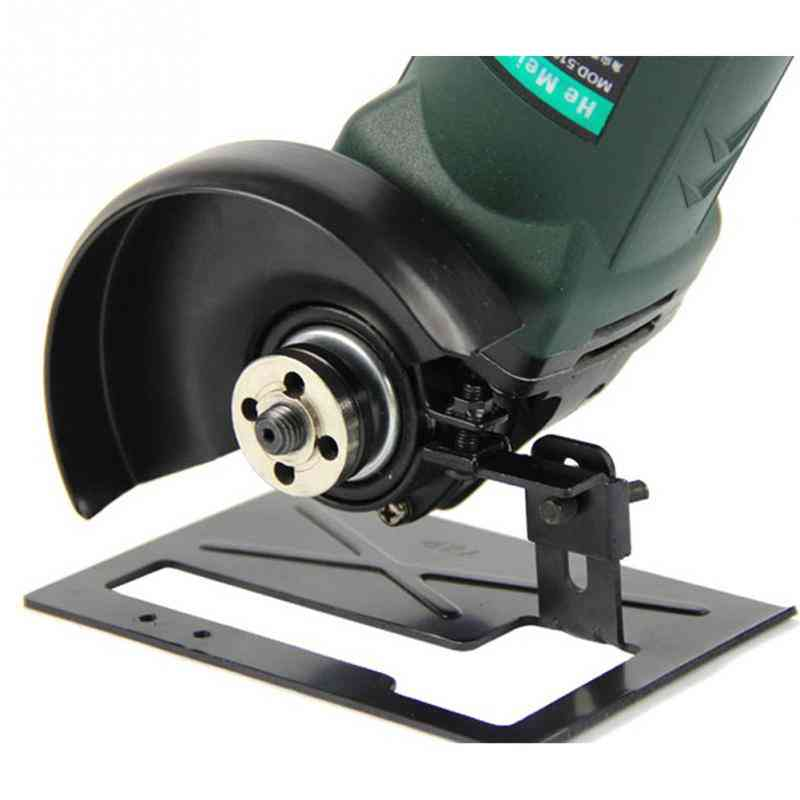 Metal Angle Grinder, Cutting Balance, Stand Holder For Woodworking Tools