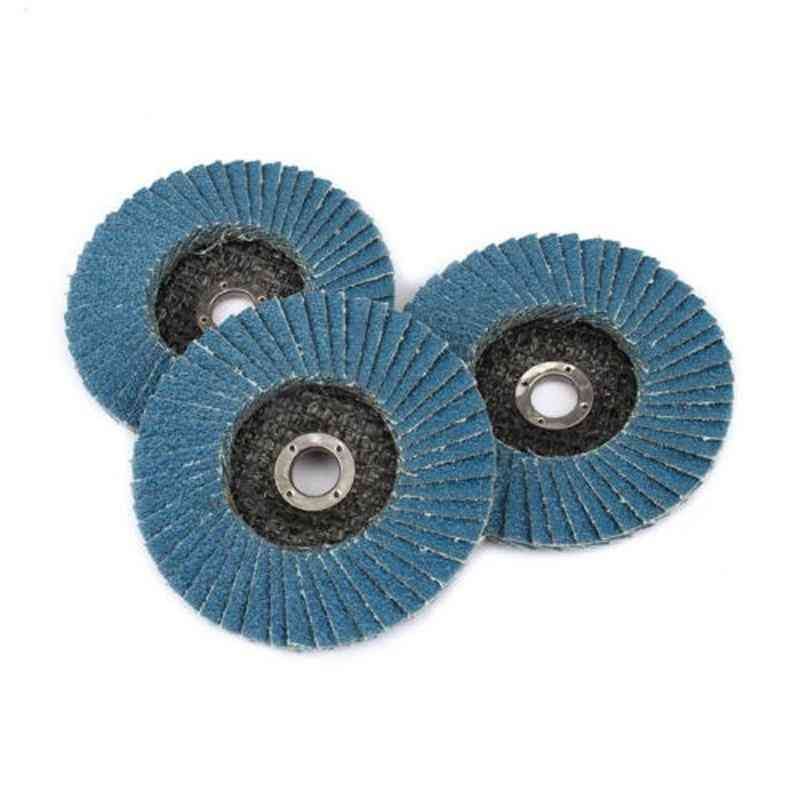 Flat Flap Discs, Circular Saw Cutting Grinding Wheels Blades For Angle Grinder