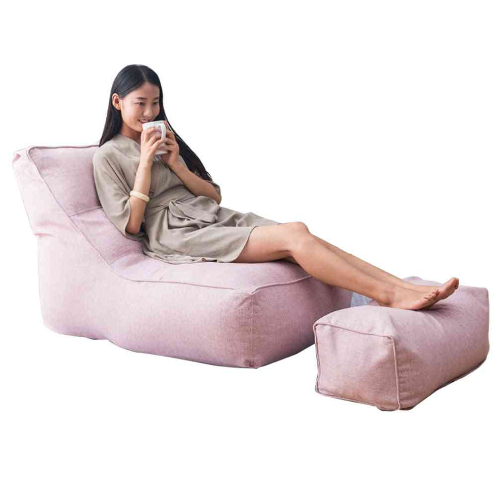 Washable  Lazy Sofa And Pedal Cover