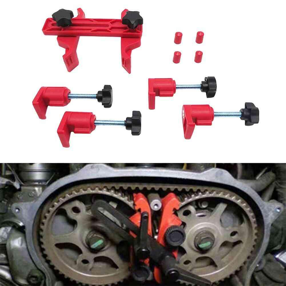 Universal Camshaft Lock Holder, Car Engine Cam Timing Locking Tool Set