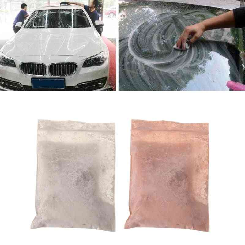 100g- Glass Polish, Cerium Oxide Powder For Car Window, Scratch Remove Repair