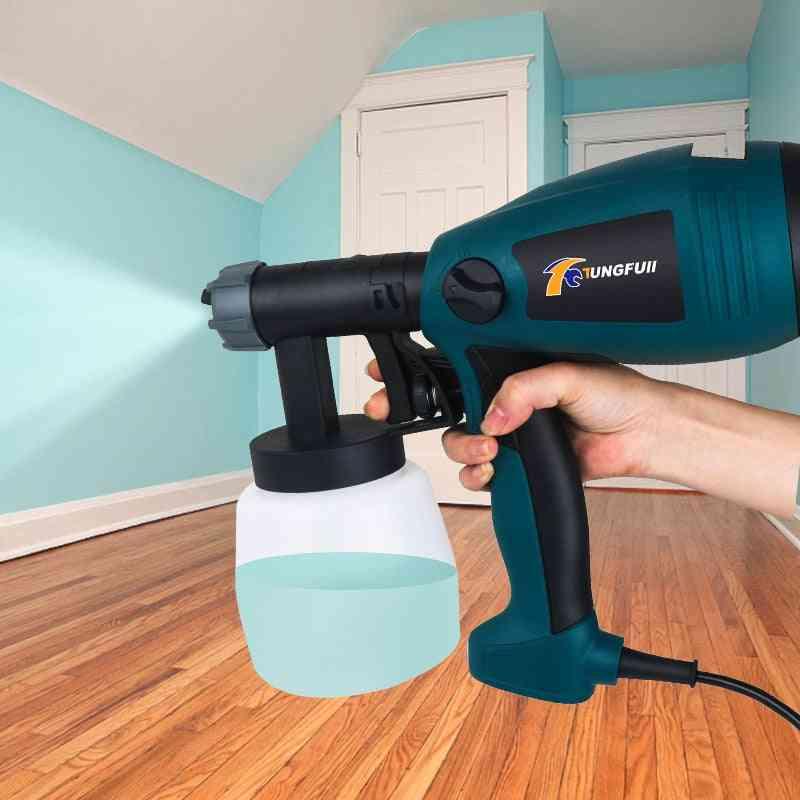 Spray Gun Paint Sprayers, Sandblasting Airless, Coating Airbrush, Pistol