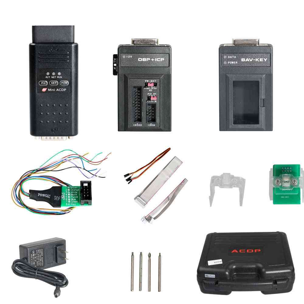 Mini Acdp Programming Master With Basic Module Only Work On Pc/android/ios With Wifi