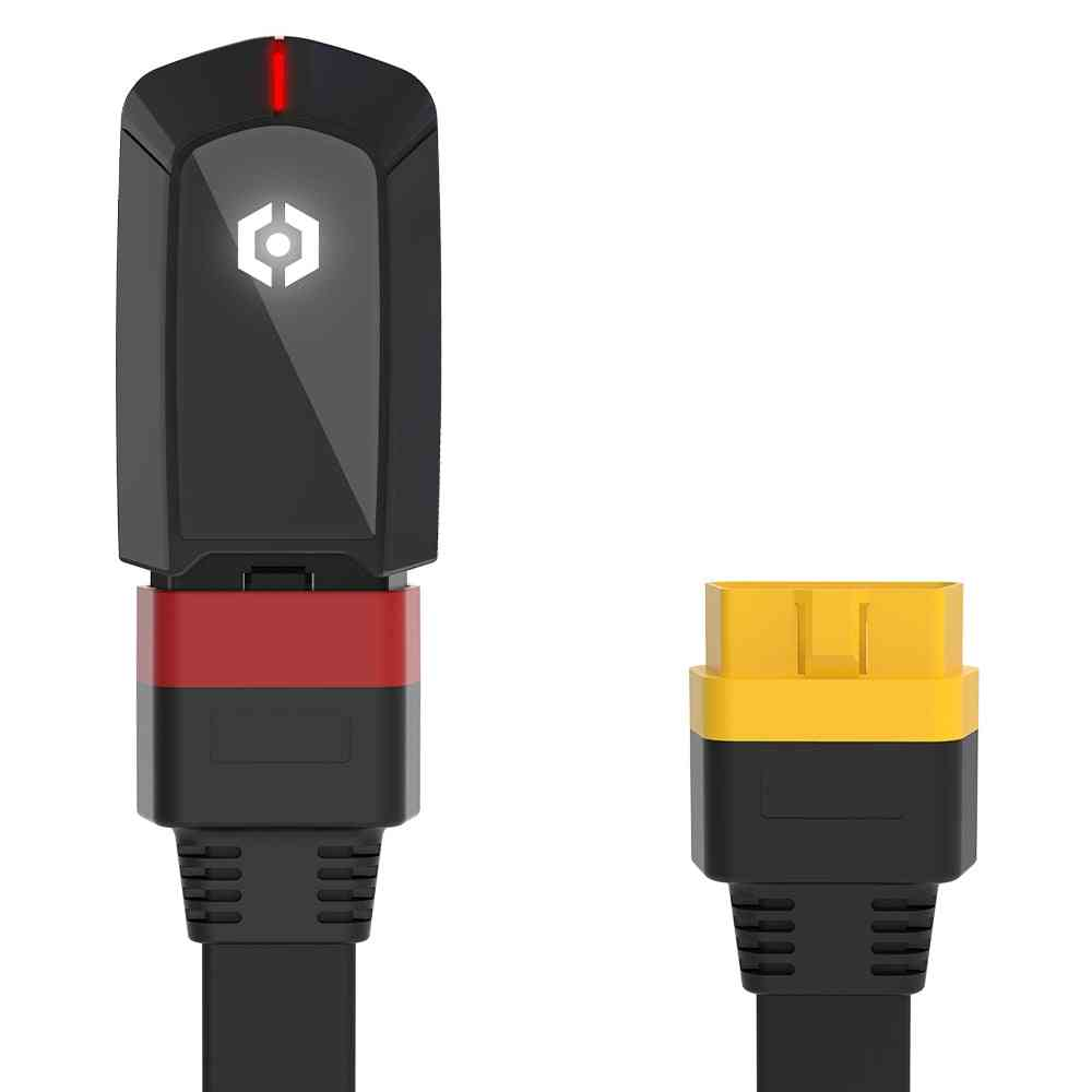 Car Remote Programmer For Gm Key Fob Key Fob W/auto Programming Tool Obd2 Connector