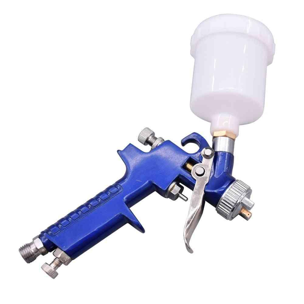 Spray Paint Gun, Hvlp H-2000, 1.0mm Nozzle