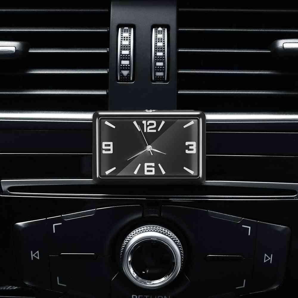 Auto Fashion Automobile Quartz, Car Decoration Ornaments Watch