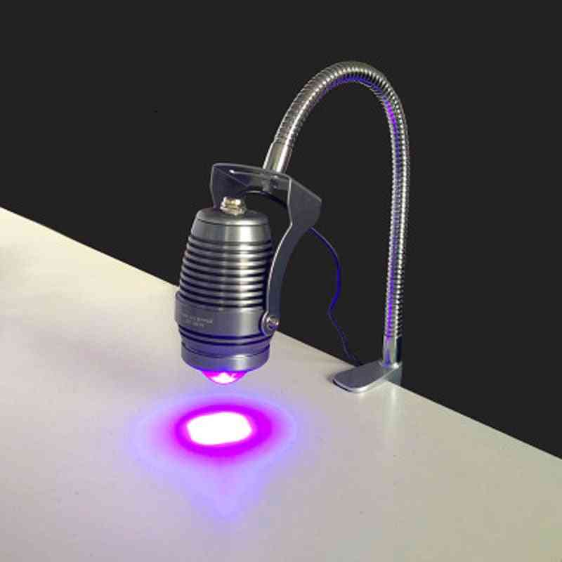 100w Uv Lamp, Shadowless Glue Green Oil Scientific Research Lcd Screen