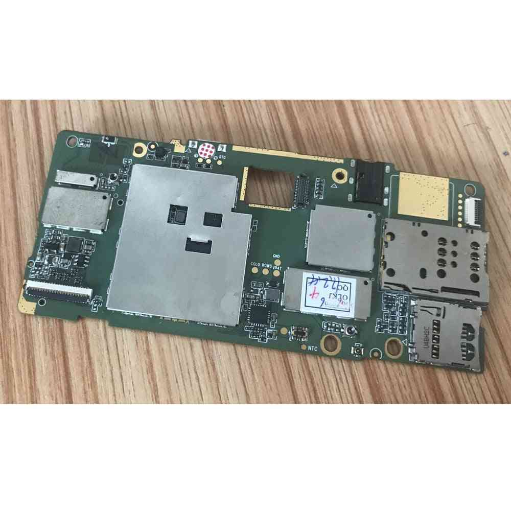 Working Mainboard, Motherboard Logic Circuit, Fee Flex Cable