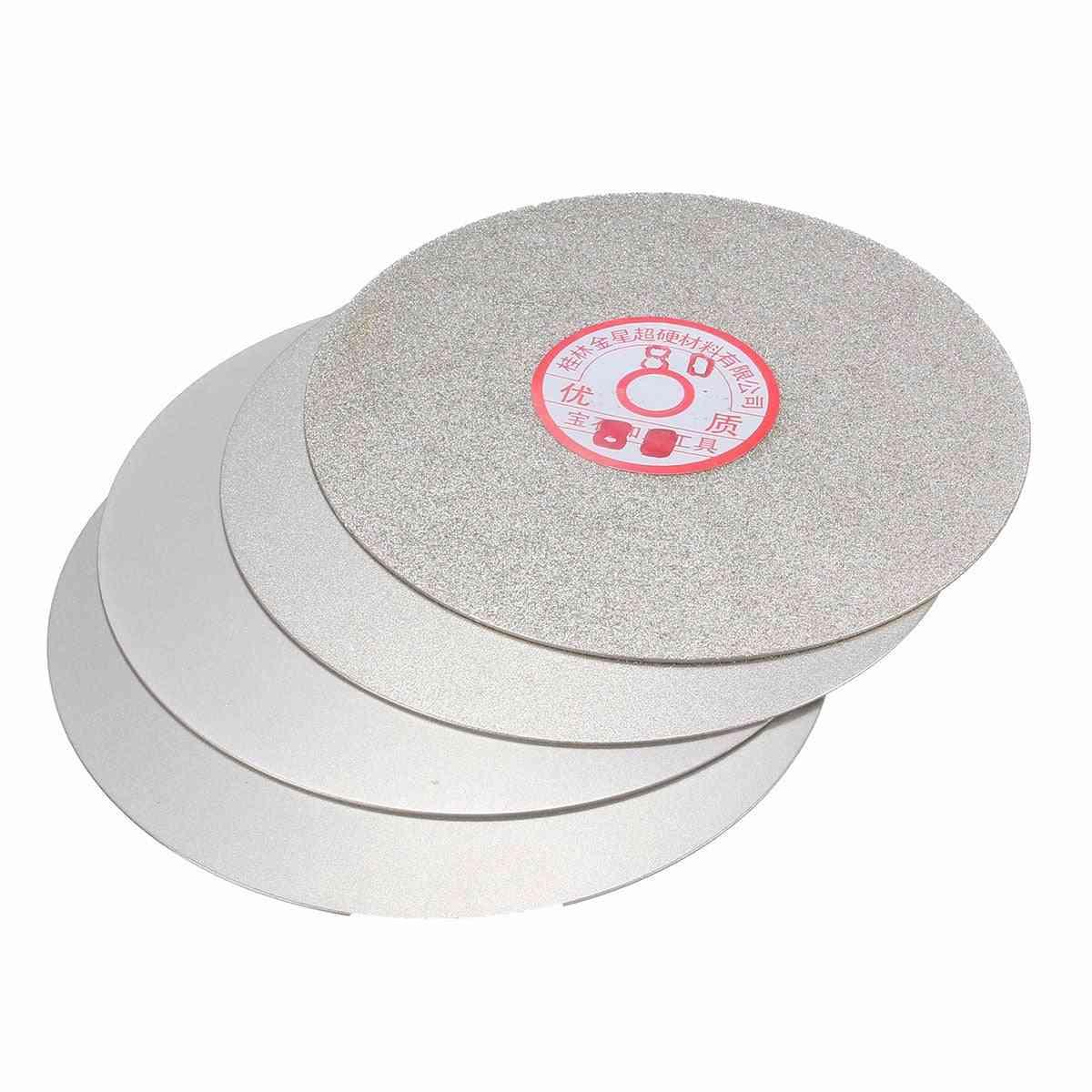Diamond Polishing Disc, Flat Lap Grinding Wheel Lapping Grinding-disc Tool