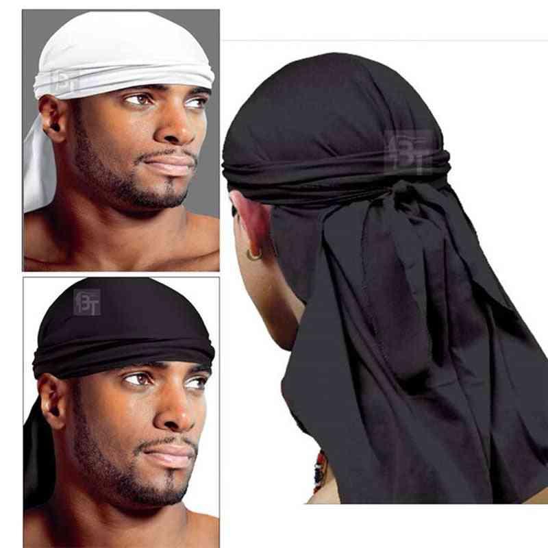 Fashion Elegant Head Wrap, Skullcap, Bandanna