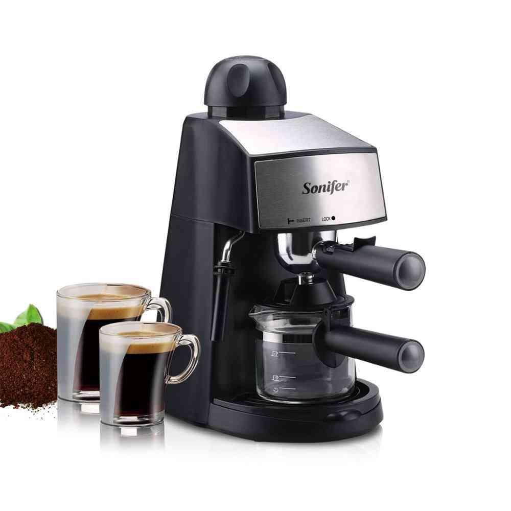 Semi-automatic Espresso Electric Coffee Machine