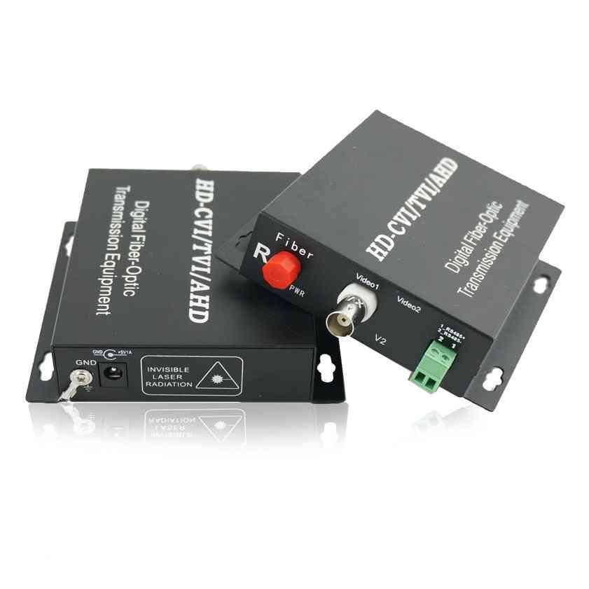 Digital Fiber Optic Transmission Equipment