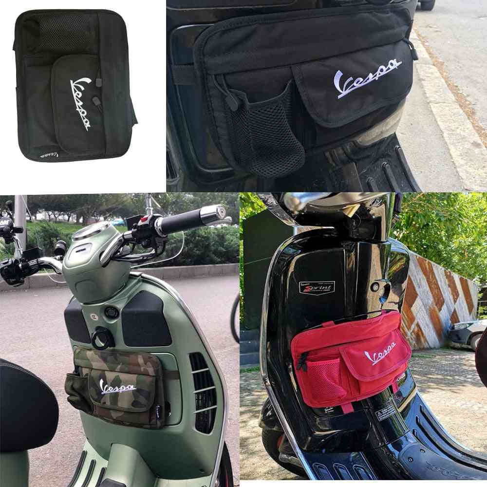 Electric Scooter / Motorbike Side Tool Bag, Saddle & Glove Bags