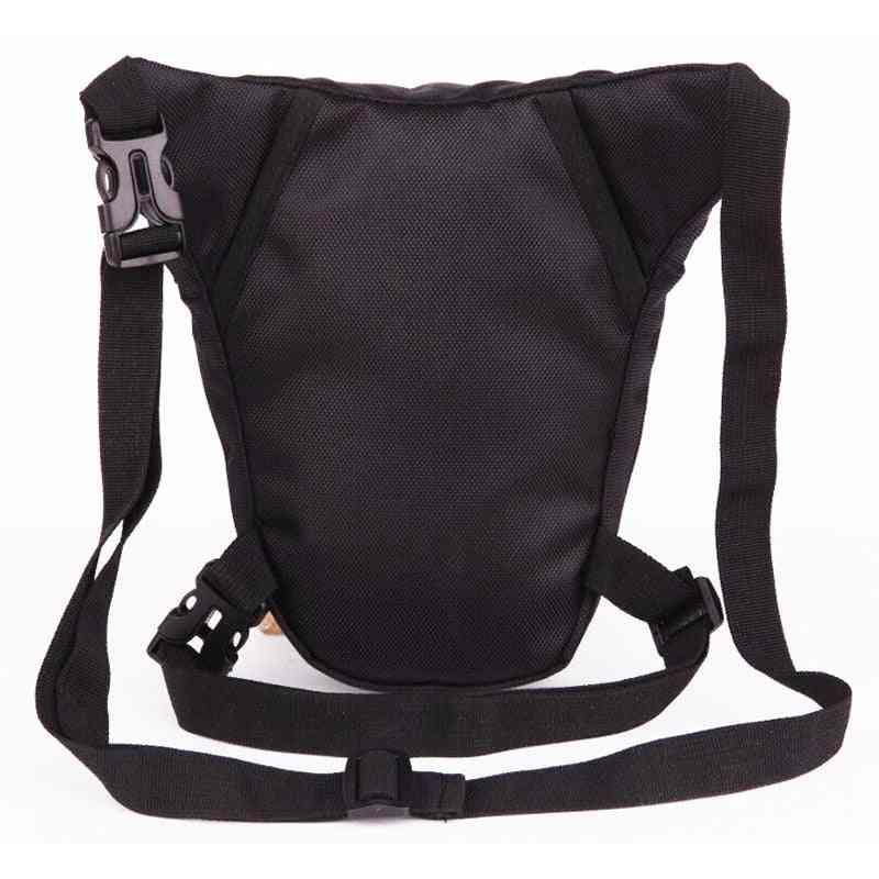 Motorcycle Leg Knight Waist Travel Baggage, Outdoor Package Side Bags