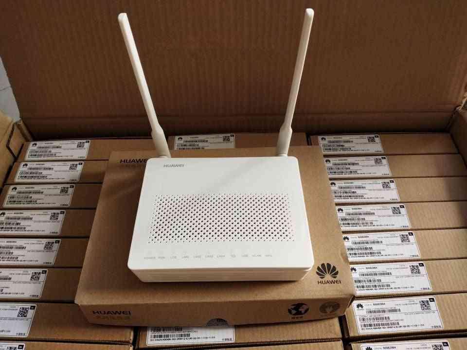 Original Ont Ftth Hgu Wifi Router, Modem 5dbi 1ge Usb Wifi English Software