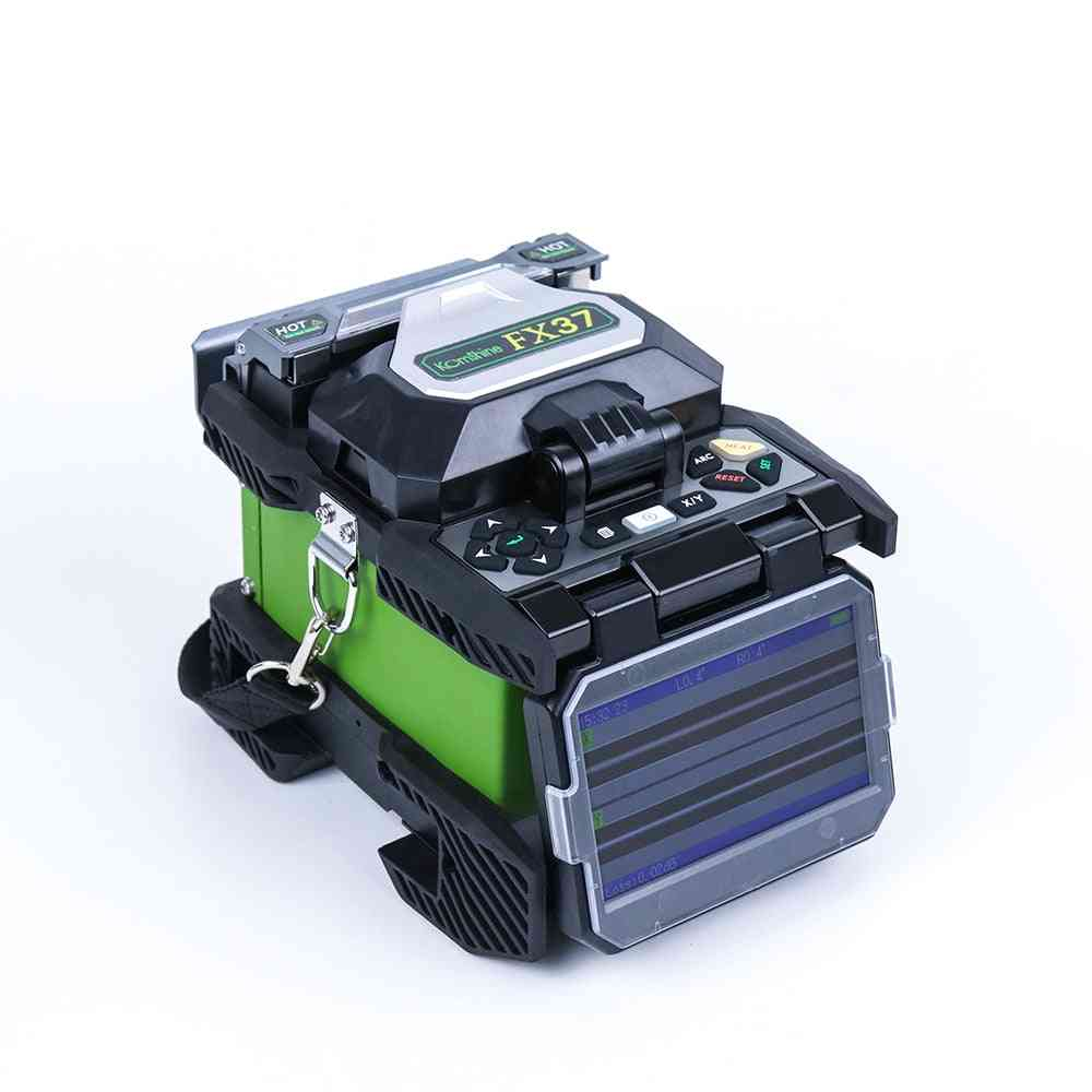 Fiber Optical Welder Machine- Fusion Splicer Kit With Drop Cable Stripper