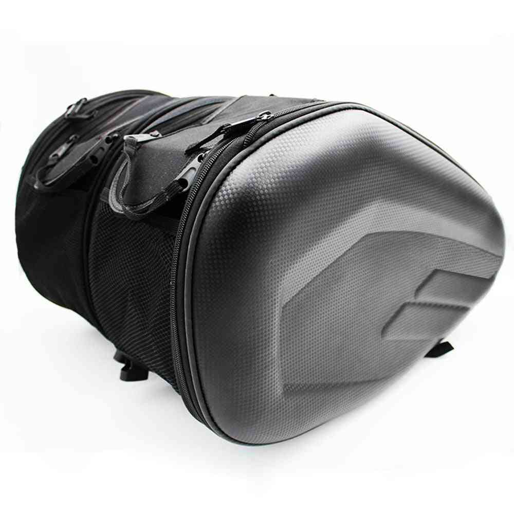 Motorcycle Saddle Bag With Waterproof Cover