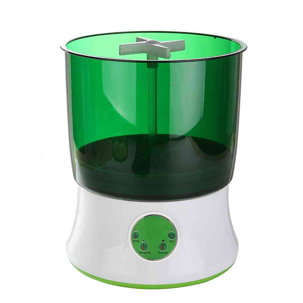 2-layer, Automatic Electric, Germinator Seed Growth, Bucket Biolomix