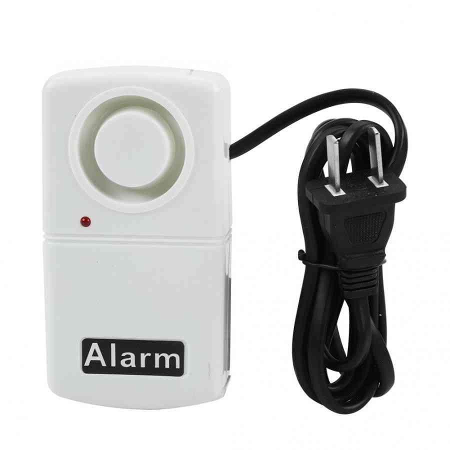 Automatic Power Cut Failure Alerter, Led Indicator Outage Alarm Warning Siren