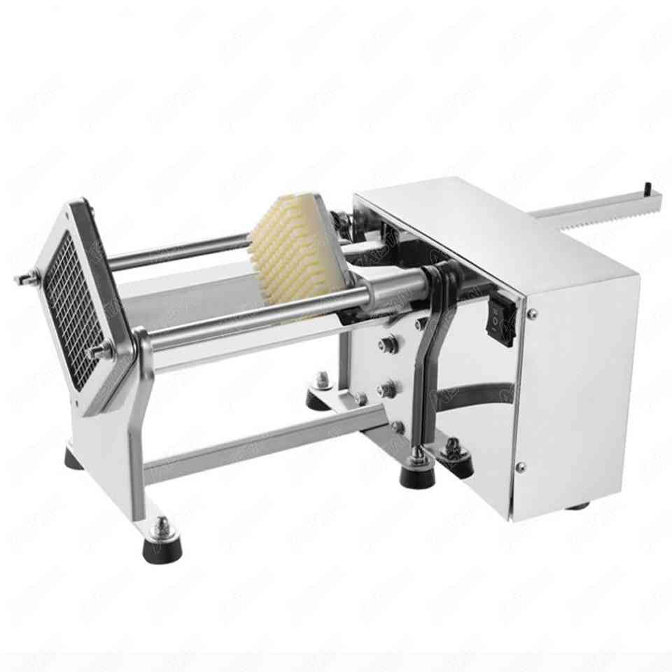 Electric Automatic Stainless Steel Potato Slicer