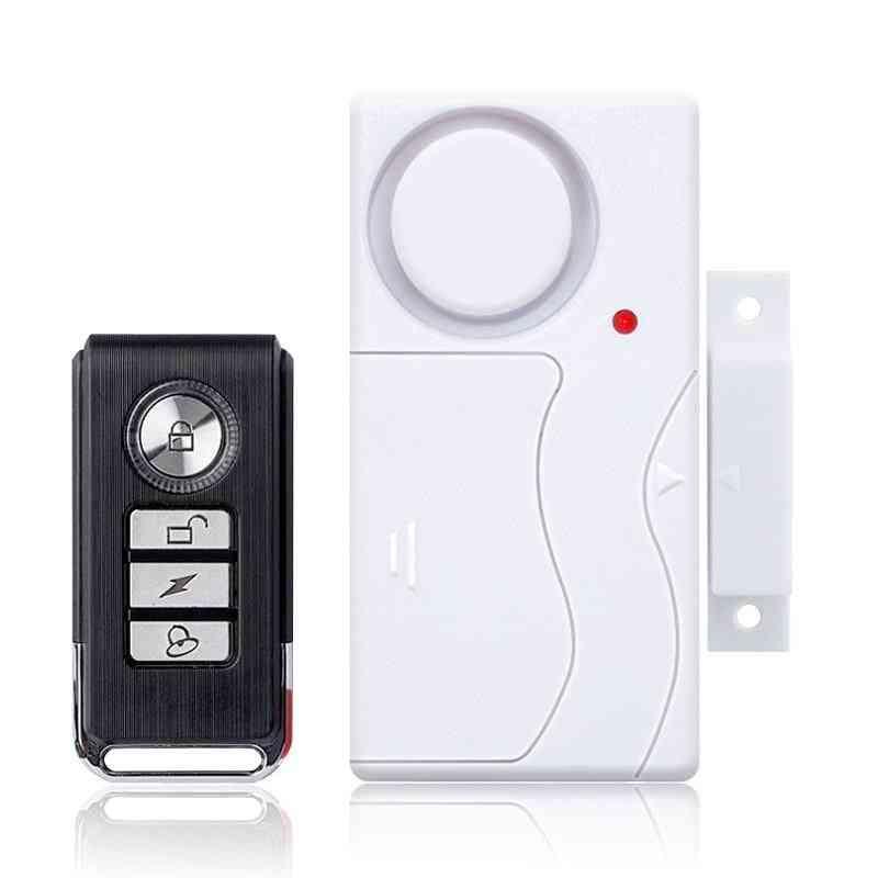 Wireless Home Security, Window/ Door Alarm, Magnetic Sensor