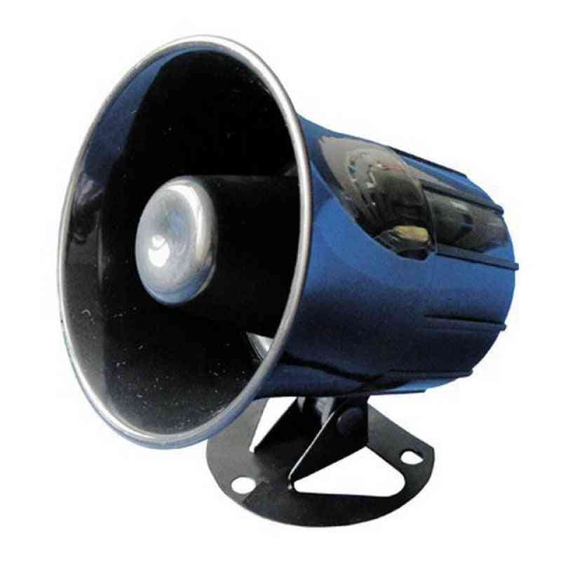 Wired Siren Without Flash With Alarm Volume Reach- 105 +/-3db/lm