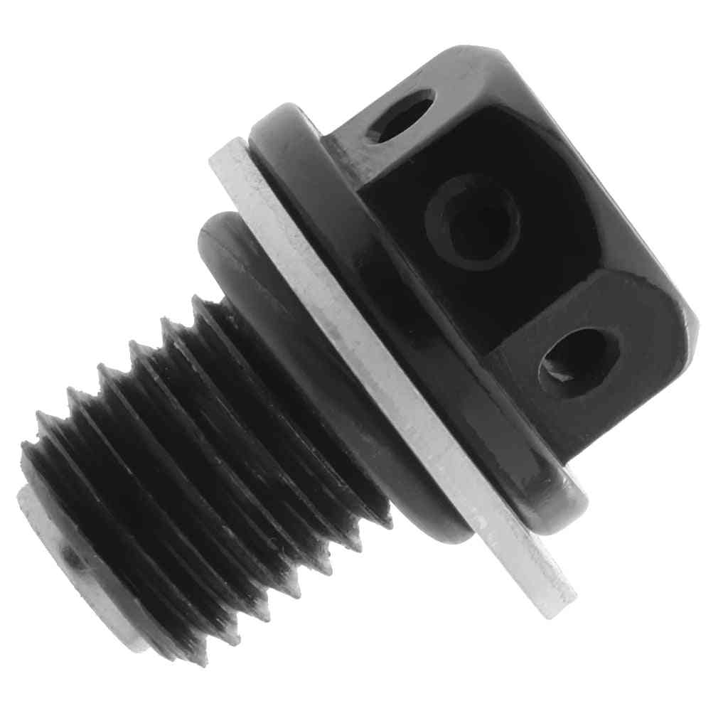 Metal Magnetic, Car Engine Oil Pan/drain Plug,  Bolt/nut Screw