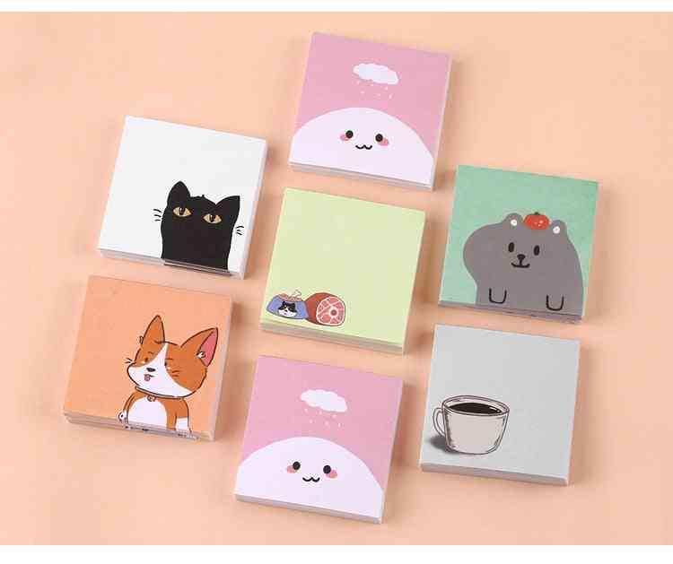 6-designs Cat, Small Plan Pocket Notepad