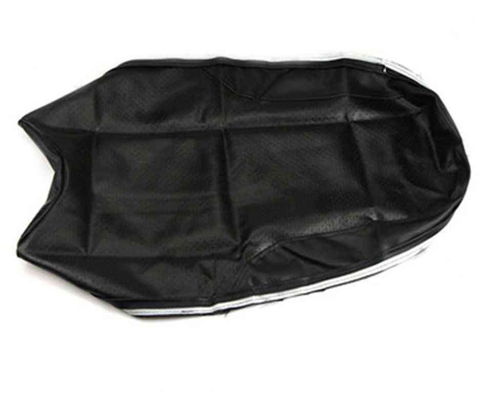 Universal Scooter, Motorcycle Leather Seat Cover For Yamaha