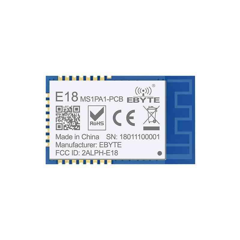 E18-ms1pa2-pcb Zigbee Io Cc2530 Pa 2.4ghz, Pcb Antenna Iot Uhf Wireless Transceiver Module