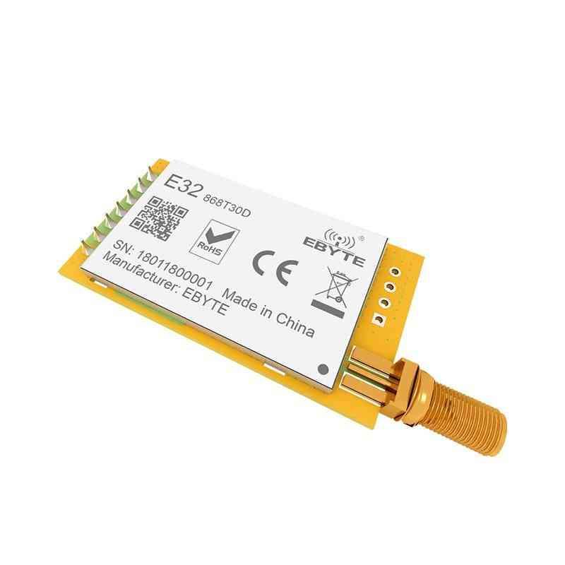 E32-868t30d Lora Long Range Uart Sx1276, Ma Antenna Iot Uhf Wireless Transceiver Module