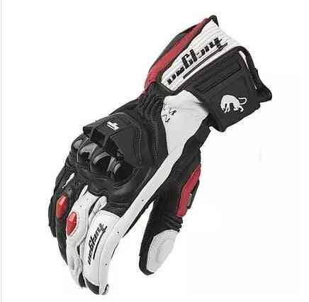 Genuine Leather- Motorcycle Gloves's