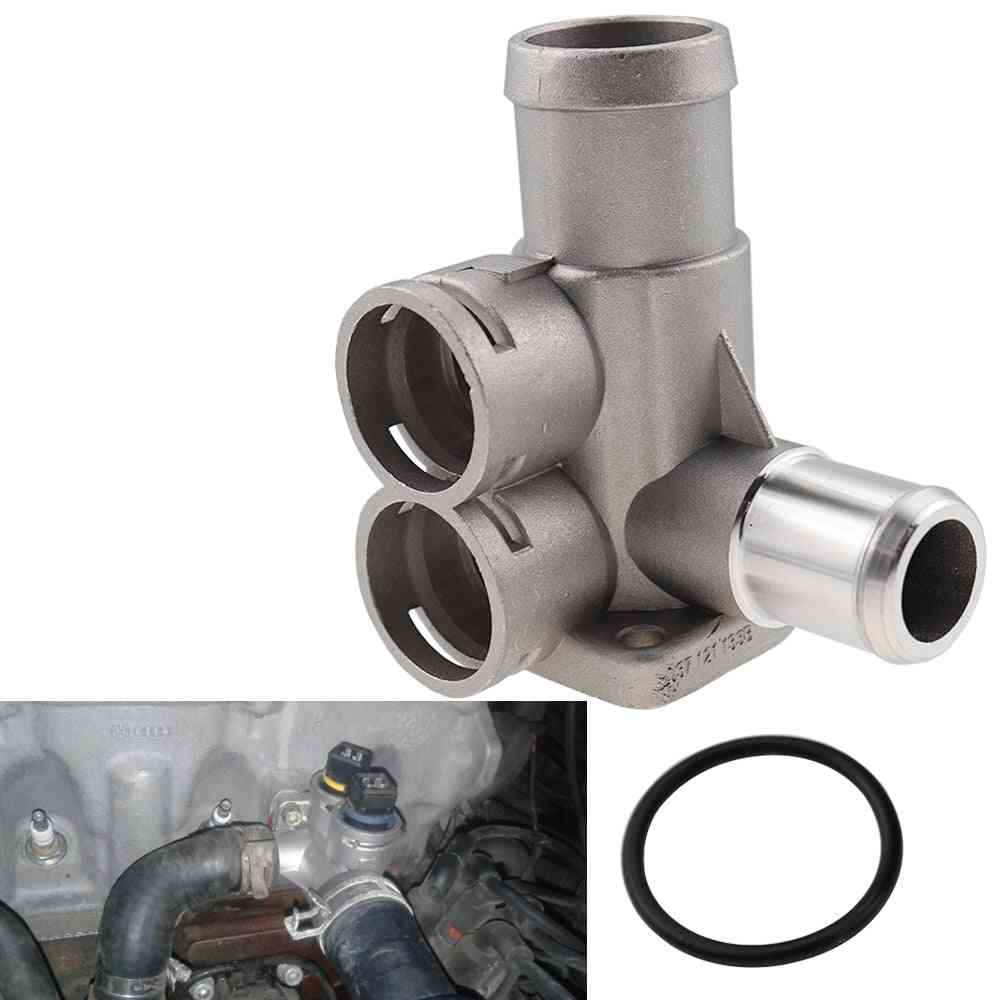Aluminium Alloy, Cooling Coolant Hose Pipe Connector For Car