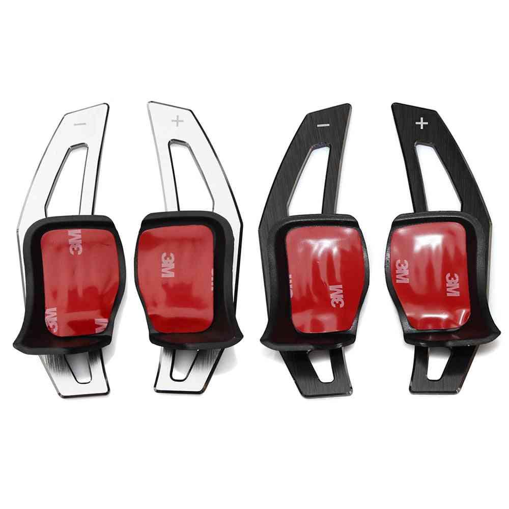 Car Aluminum Alloy Steering Wheel Shift Paddles