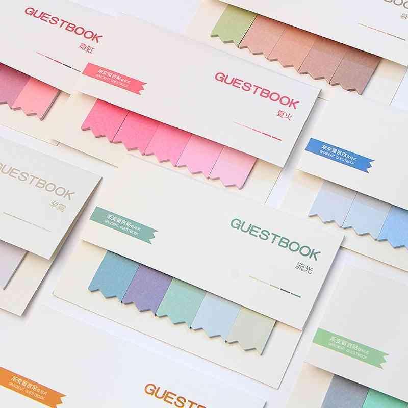 Sticky Notes Stationery Sticker