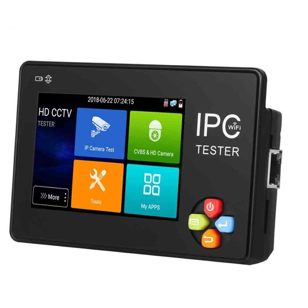 4k Ip Cctv Tester Monitor