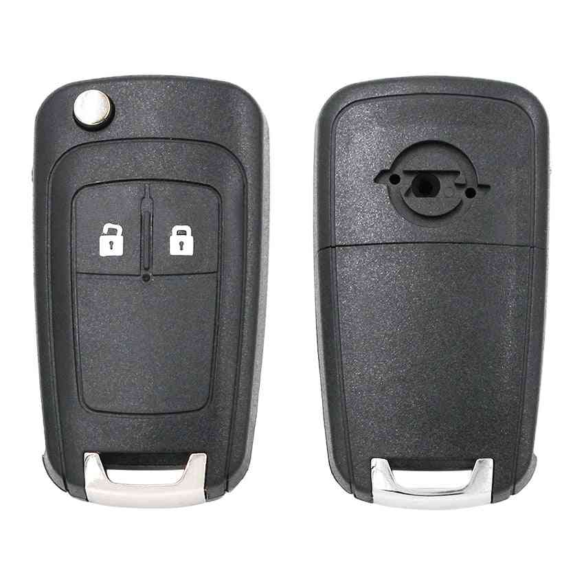 2 Button Car Remote Key Shell