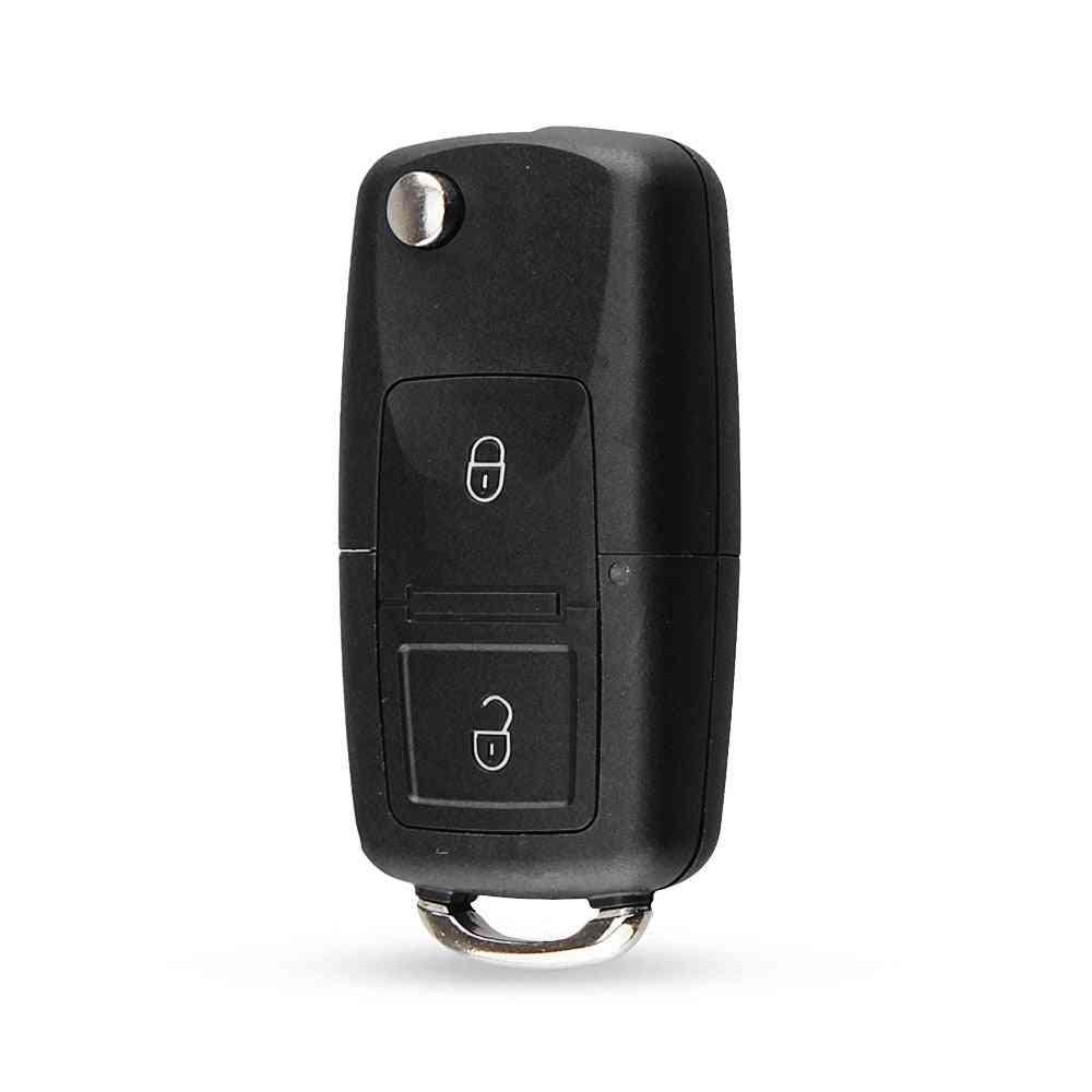 Flip Folding Remote Car Key Shell Case Fob