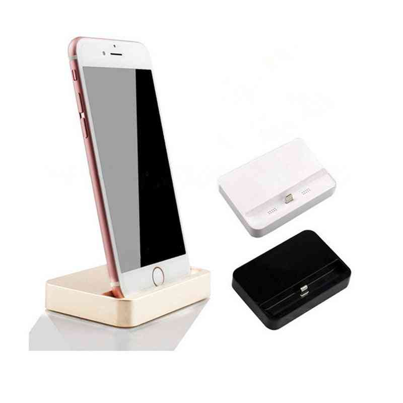 Docking Dock Station For Iphone, Mobile Dex Charging Stand