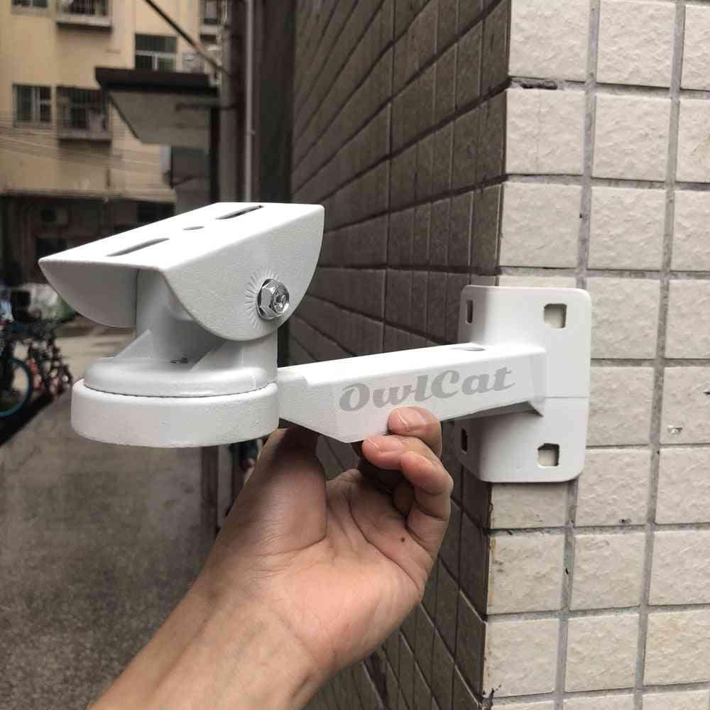 Outdoor Exterior Wall Corner Bracket For Cctv Ip Security Camera