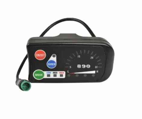 Electric Bicycle Kt Led 890 Control Panel Display