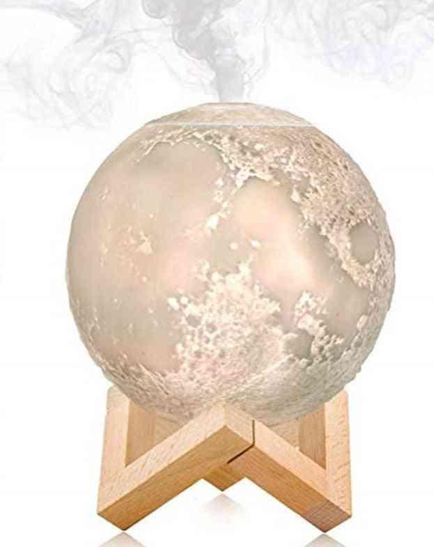 Aroma Diffuser- Air Usb Humidifier, Essential Oil, Night Light (aroma Diffuser)