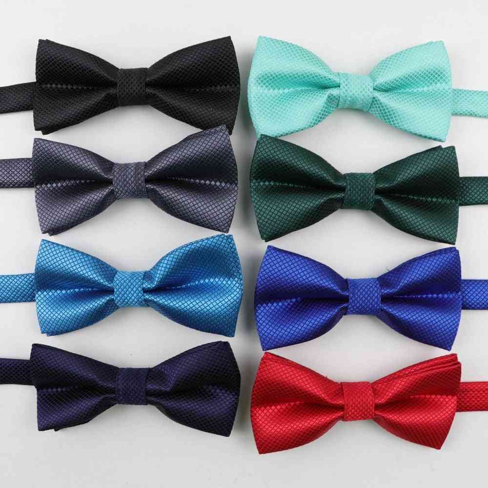 Classic Butterfly, Polyester Necktie, Suit Tuxedo, Bow Tie