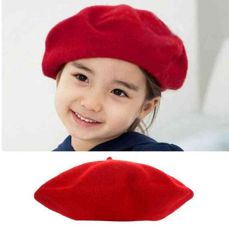 Bailey Hat- Dome Beret