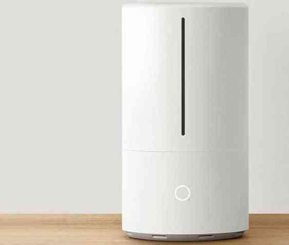 Smart Antibacterial Humidifier, Intelligent Uv-c Sterilization Air Purifier