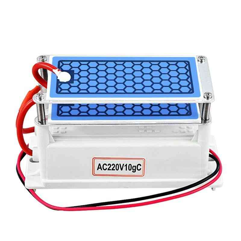 High Temperature Ceramic Plate Integrated, Ozone Generator - Air Purifier