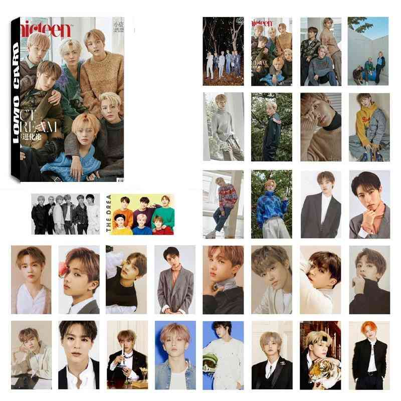 High Quality Photo Album Cards For Fans Collection
