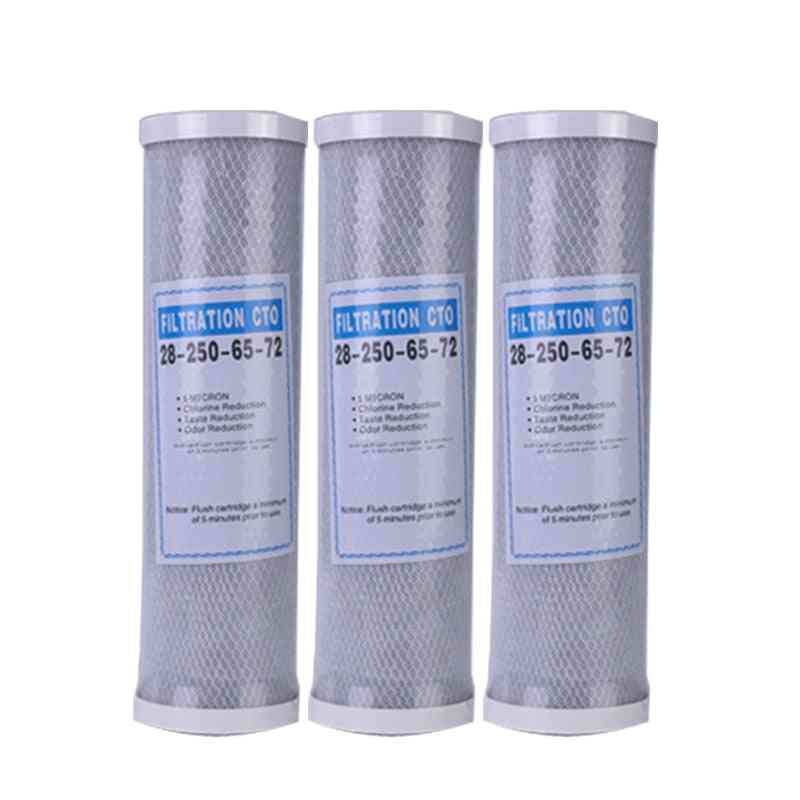 Carbon Block Water Filter Cartridge